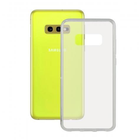 Funda Flex Ultrafina Ksix Tpu Samsung Galaxy S10e Transparente