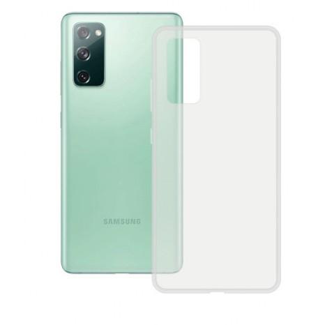 Funda Flex  Ksix Tpu Samsung Galaxy S20 Fe 5g Transparente