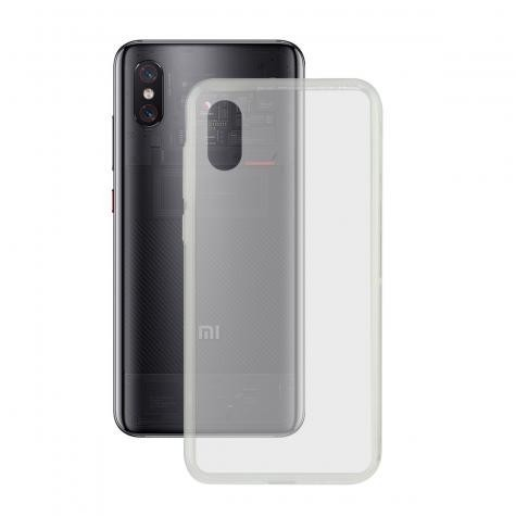 Funda Flex Tpu Ksix Xiaomi Mi 8 Pro Transparente