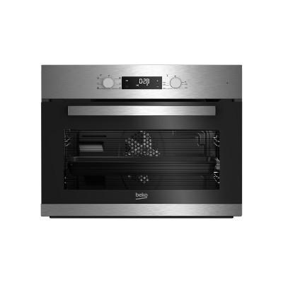 Horno Beko Bce12300x Indep Multif Compacto Inox