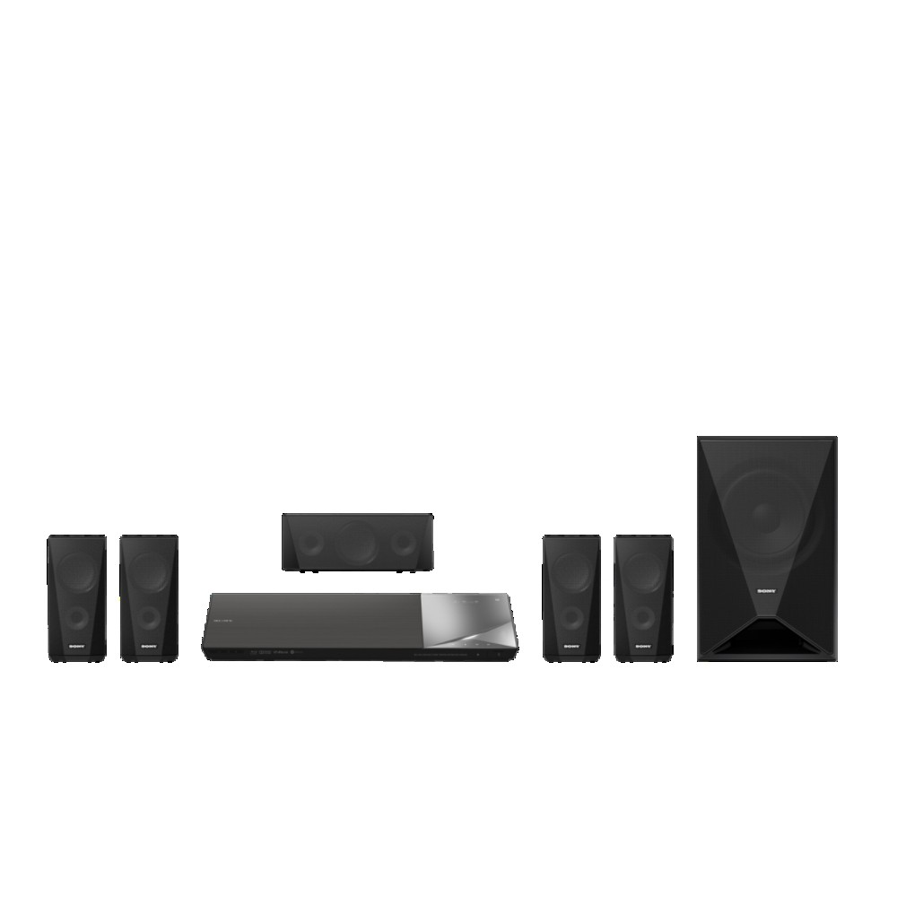 Home Cinema Sony Bdv-N5200w  5.1  1000w Nfc Bluet®