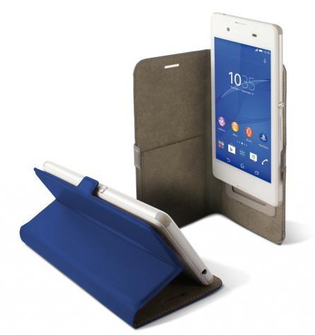 "Funda Folio Universal Ksix Smartphone 6"" Azul"