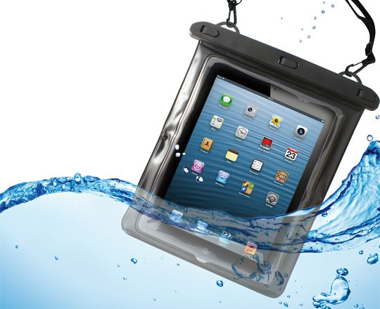 "Funda Universal Ksix Waterproof Para Tablet 12"""
