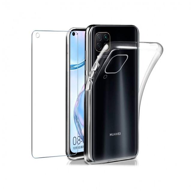 Funda Flex Tpu Ksix Huawei P40 Lite Transparente