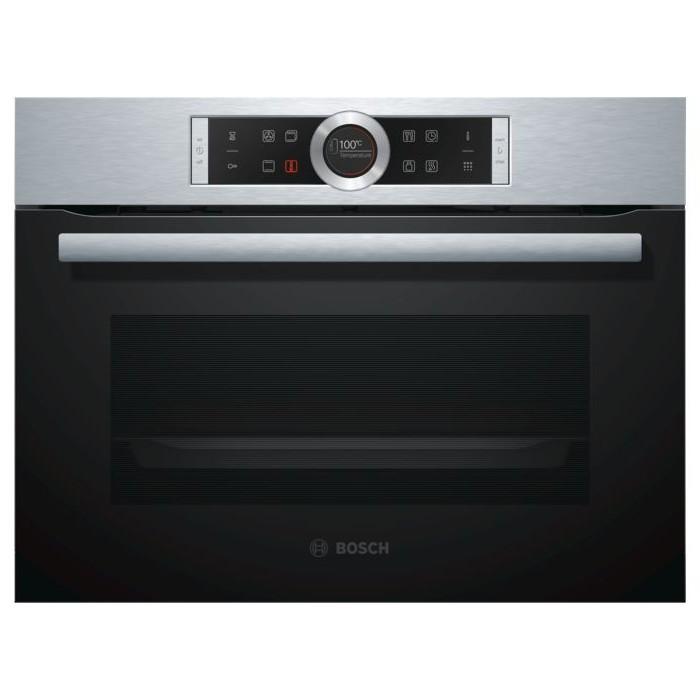 Horno Bosch Cbg675bs3 Independiente Multifuncion Pirolitico Compacto Negro/