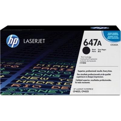 Toner Hp 647a Negro Color Laserjet