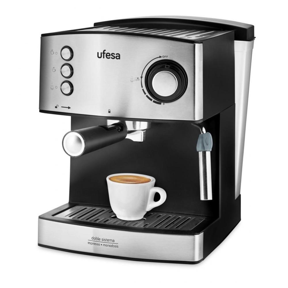 Cafetera Express Ufesa Ce7240 20 Bares