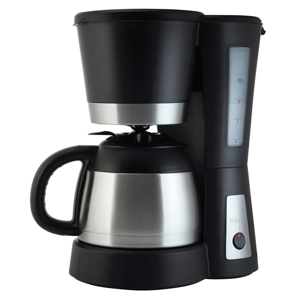 Cafetera De Goteo Tristar Cm1234 8-10t 1l 800w Negra