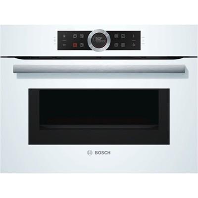 Horno Bosch Cmg633bw1 Indep Multif Compacto Blanco