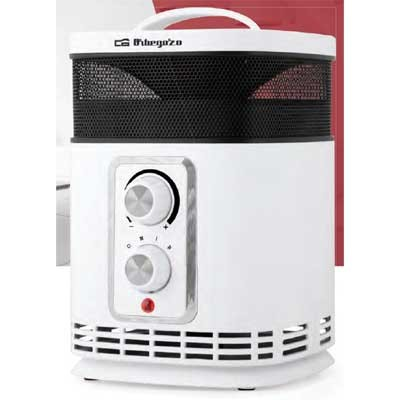 Calefactor Ceramico Orbegozo Cr6025 1500w