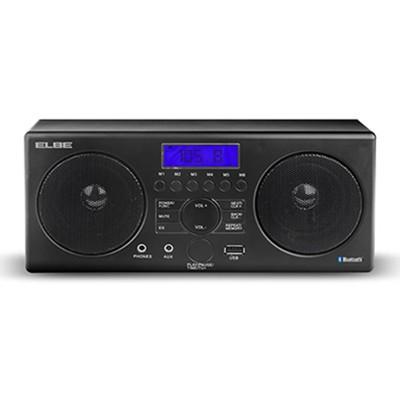 Radio Despertador Elbe Cr800bt Bluetooth