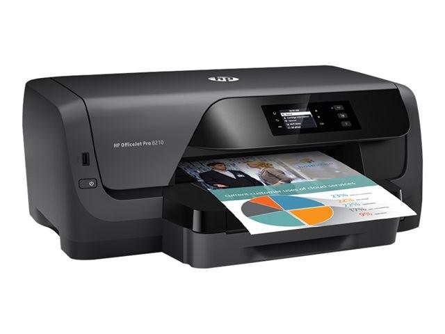 Impresora  Hp Color Officejet Pro 8210 Wi-Fi