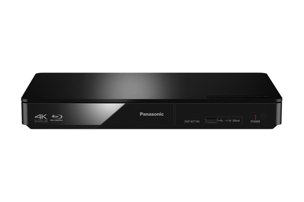 Blu Ray Panasonic Dmp-Bdt180eg 3d 4k Wifi Ready