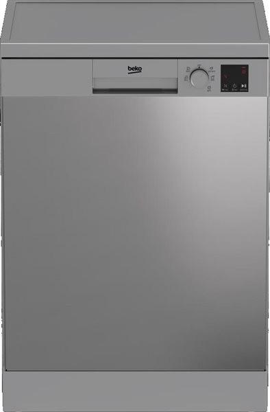 Lavavajillas Beko Dvn05320x 60cm Inox A++