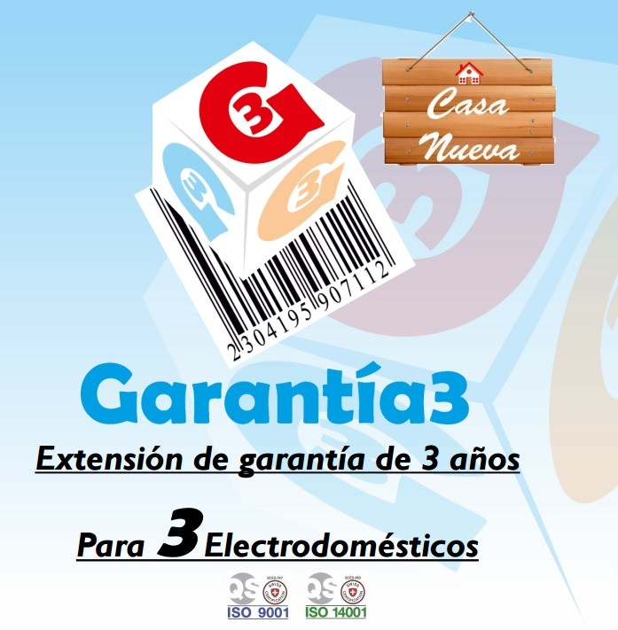 Garantia Ampliada G3cnpdes3500  ( Valor Max 1000)