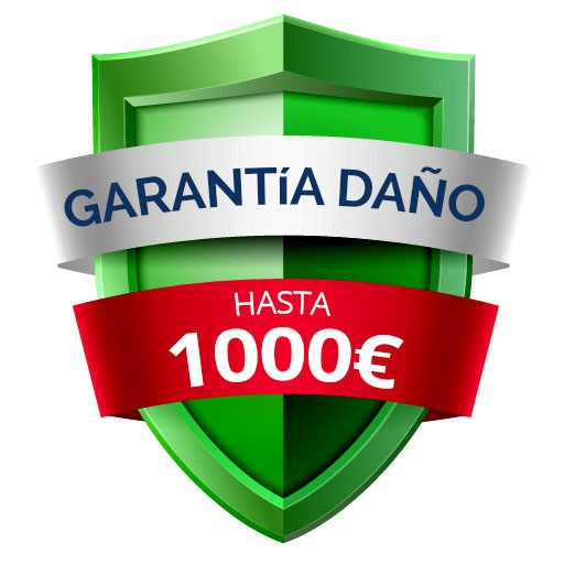 Garantia Daño Accidental 1 Año G3ces1000 (Max1000€