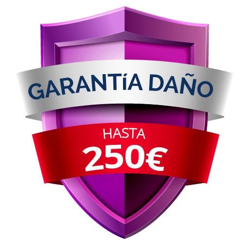 Garantia Daño Accidental 1 Año G3ces250 (Max 250€)