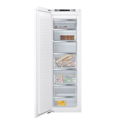 Congelador Siemens Gi81nae30 177x56cm A++ Integrable