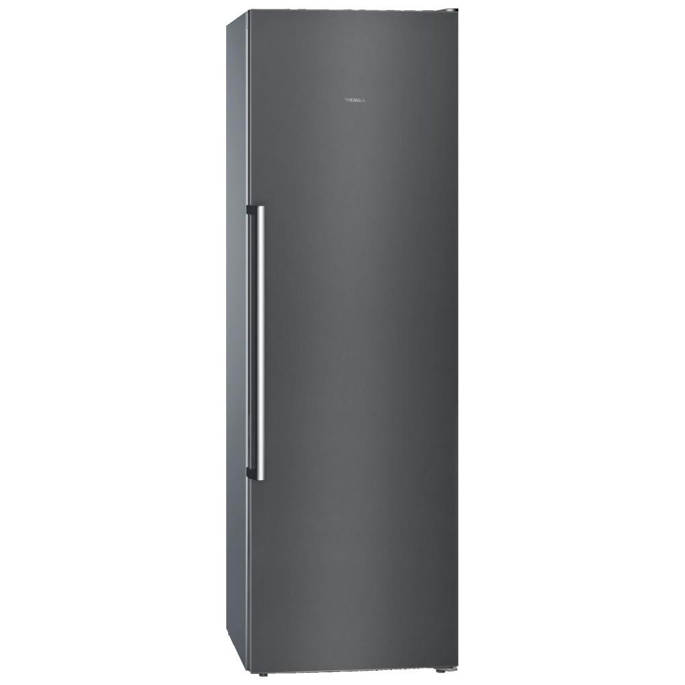 Congelador V Siemens Gs36naxep 186cm Nf Black Inox A++ Dispensador Hielo