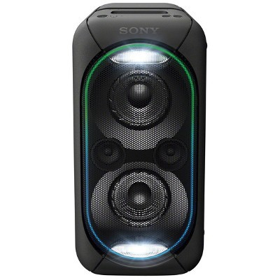 Altavoz Portatil Sony Gtkxb60b Bluetooth Negro