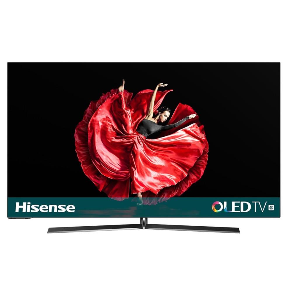 Tv 55 Hisense H55o8b 4k Uhd Connected Ia Smart Tv Assistant Alexa Bluetooth