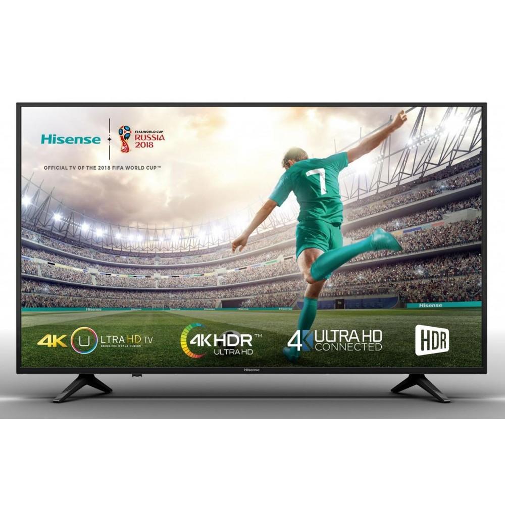 Tv 65 Hisense H65a6100 4k Uhd Hdr Smart Tv Quad Core Wifi