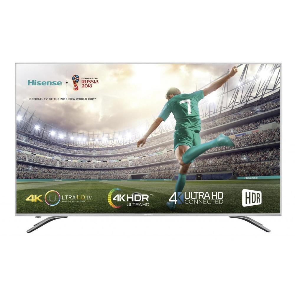 Tv 65 Hisense H65a6500 4k Uhd Hdr Smart Tv Quad Core Wifi Plata
