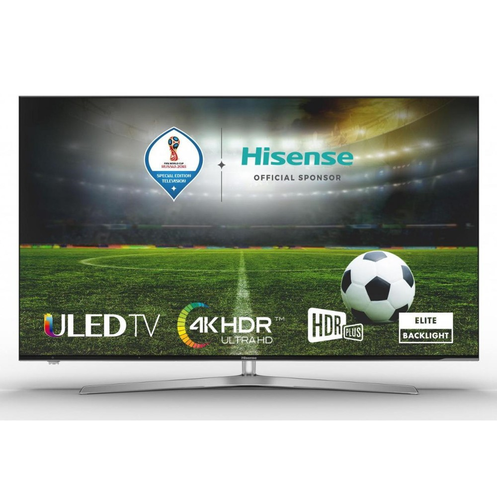 Tv 65 Hisense H65u7a 4k Uhd Hdr Plus Smart Tv Wifi Plata/Negro