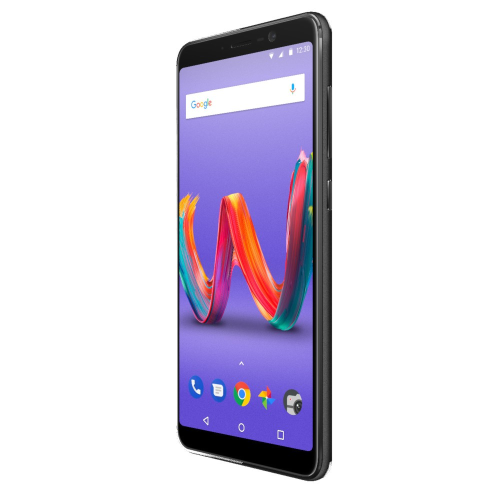 "Movil Wiko Harry2 5,45"" Quad-Core 2gb/16gb Camara 13mp Dual Sim Negro"