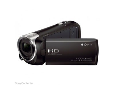 Videocamara Sony Hdr-Cx240eb Fullhd 27x 57mm