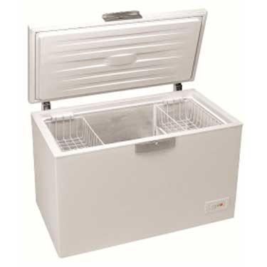 Congelador H Beko Hsa32520 86x110x72cm Blanco A+
