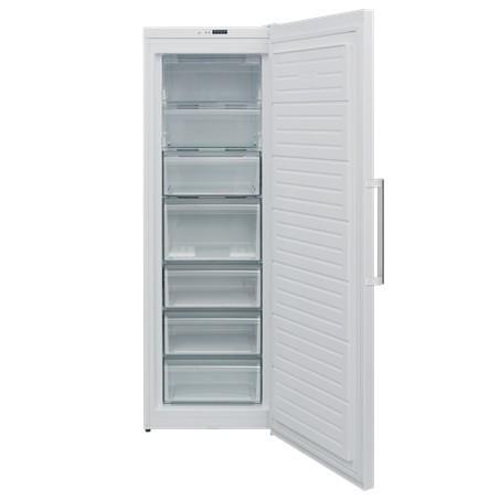 Congelador V Hyundai Hycv1p185nfbe 187cm Nf Blanco A+/F
