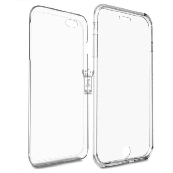 Funda Movil Jc Samsung A5/A8 2018 Doble 360 Premium Transparente