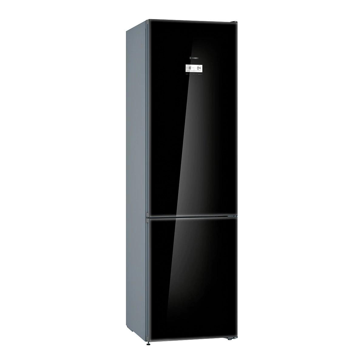 Combi Bosch Kgn39lbe5 203cm Nf Cristal Negro A++