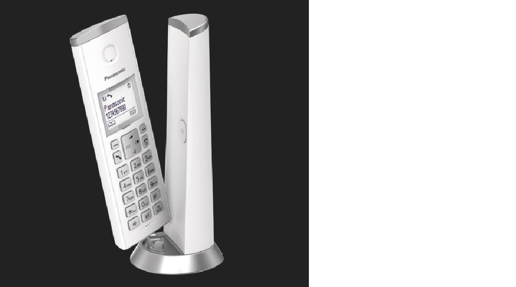 Telefono Inal Panasonic Kx-Tgk210spb Premiun Blanc