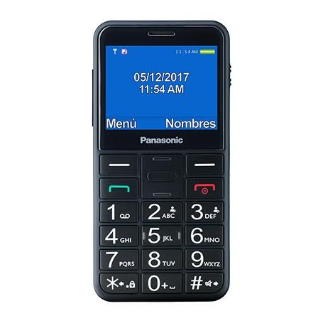 "Movil Panasonic Kx-Tu150exb 2.4"" Bluetooth Negro"