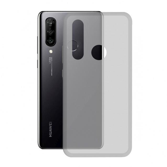 Funda Flex Ksix Tpu Huawei P30 Lite Transparente