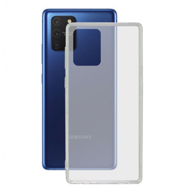 Funda Flex Ksix Tpu Samsung Galaxy S10 Lite Transparente