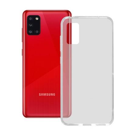 Funda Flex Ksix Tpu Samsung Galaxy A21s Transparente