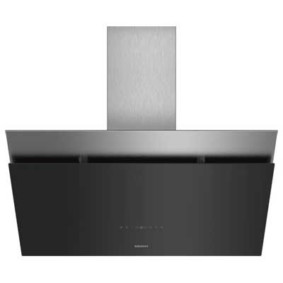 Campana Siemens Lc98kpp60 Decorativa 90cm Negra
