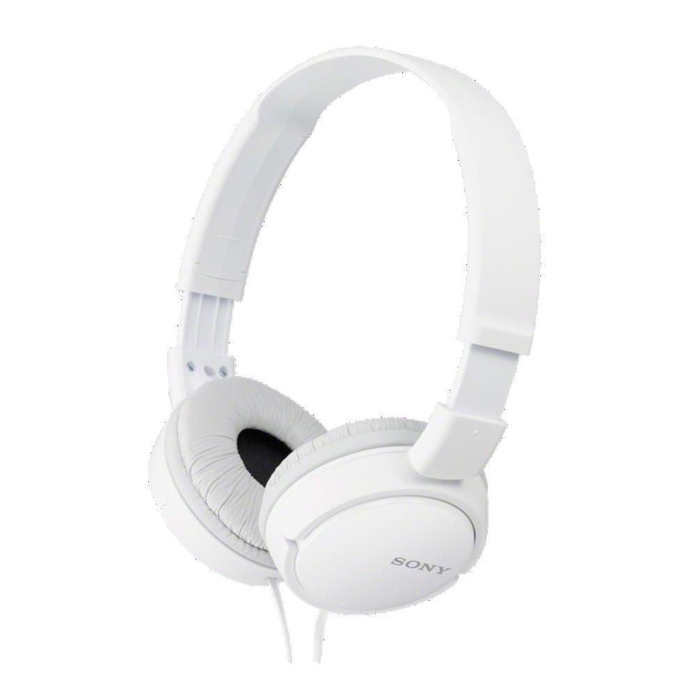 Auriculares Diadema Sony Mdr-Zx110w 30mm Blanco