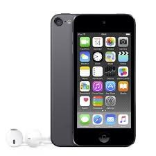 Ipod Touch 32gb Space Grey New Edition