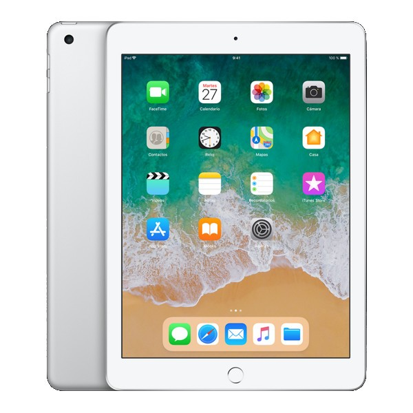 "Ipad 9.7"" 2018 32gb Wifi Silver"