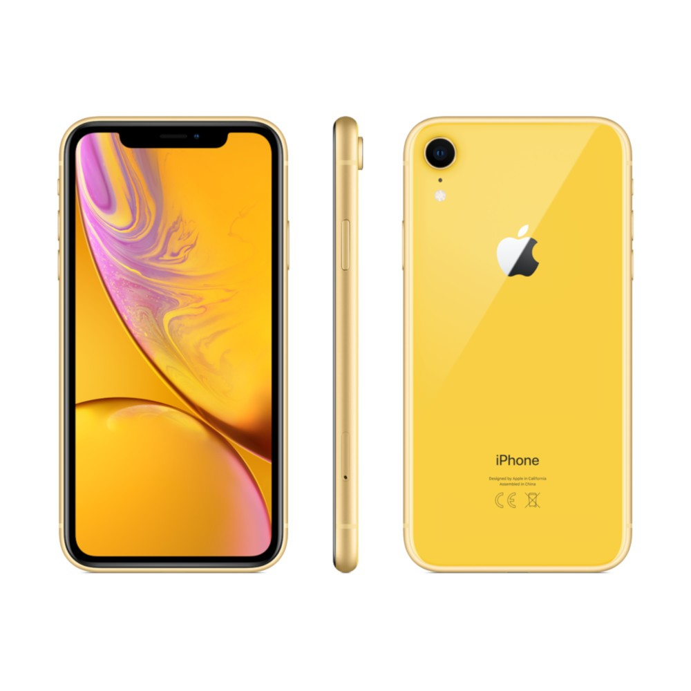 "Movil Iphone Xr 6.1"" 64gb Yellow"