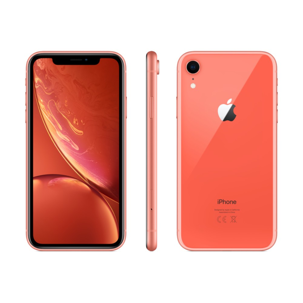 """Movil Iphone Xr 6.1"""" 64gb Coral"""