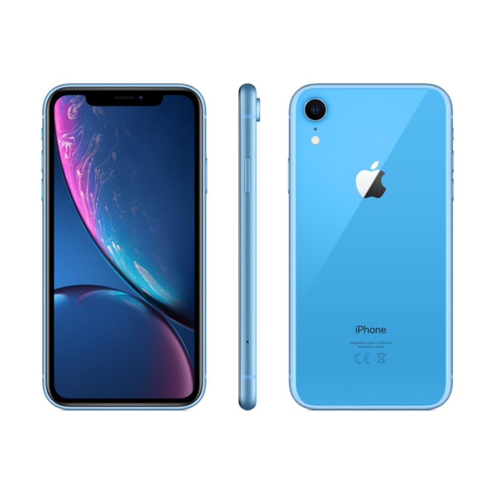 "Movil Iphone Xr 6.1"" 256gb Blue"