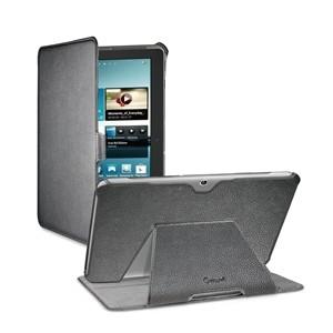 Funda Snow Slim Negra Soporte Samsung P5100/5110