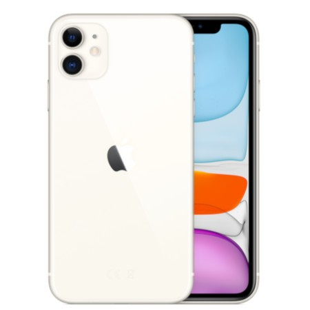 "Movil Iphone 11 6,1"" 64gb White"