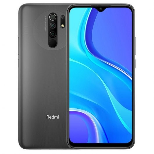 "Movil Xiaomi Redmi 9 Eea 6,54"" Fhd Octacore 3+32gb Turquesa"