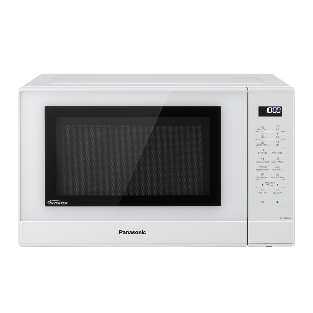 Microondas 31l Grill Panasonic Nn-Gt45kwsug Blanco